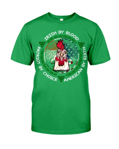 SHN 3 Irish by blood Chicken