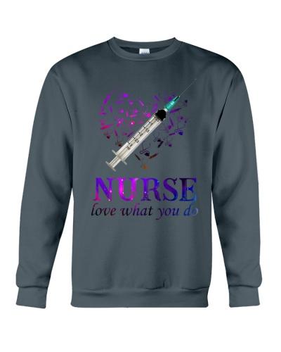 Nurse love what you do