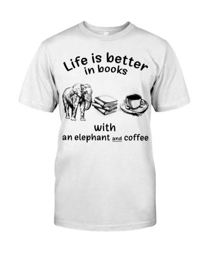 Elephants coffee books