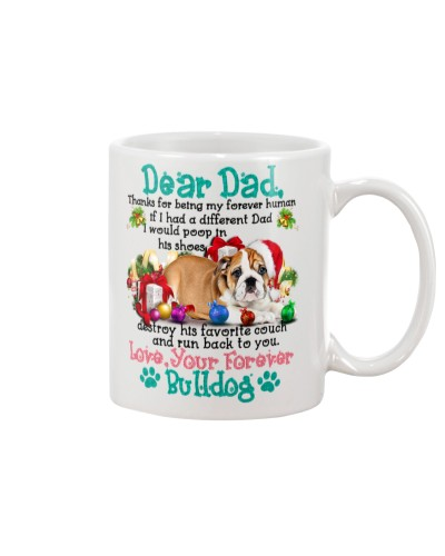 Bulldog dear dad