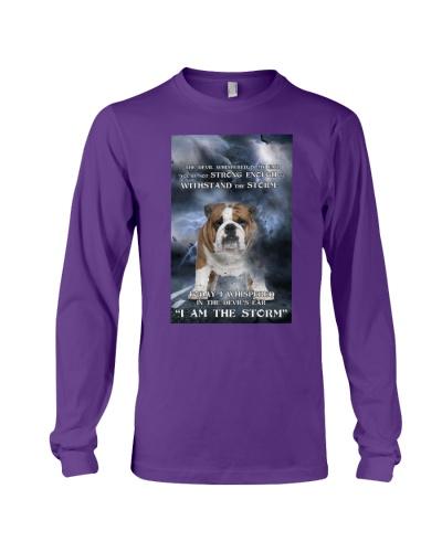 Bulldog I Am The Storm