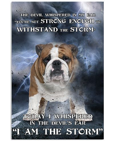 Bulldog I Am The Storm