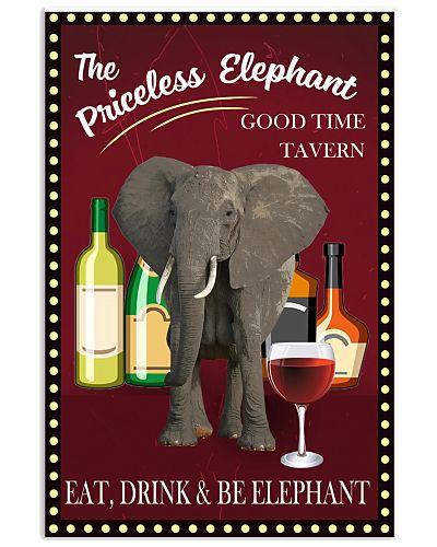 The Princeless Elephant Poster