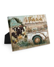TTN 3 This Is Our Farm  Easel-Back Gallery Wrapped Canvas tile