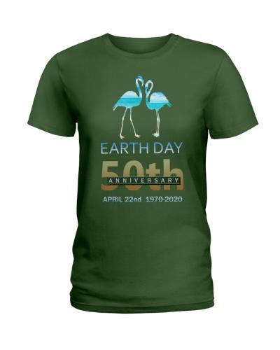 SHN Earth day 50th Anniversary Flamigo