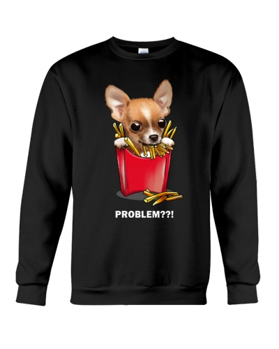 Chihuahua and potato chips problem