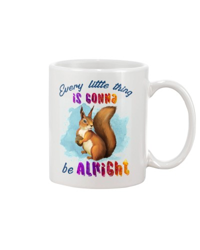 Squirrel little thing mug
