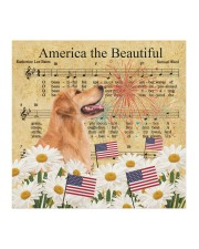 TH 30 Golden Retriever America The Beautiful Cloth face mask aos-face-mask-coverlet-lifestyle-front-02