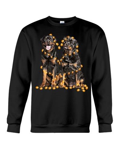 Rottweiler led light