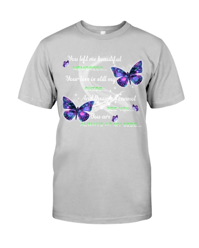 SHN Left me beautiful memories Butterdfly