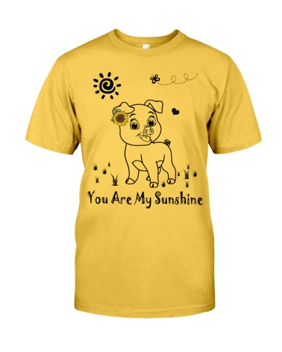 Pig sunshine shirt no 2