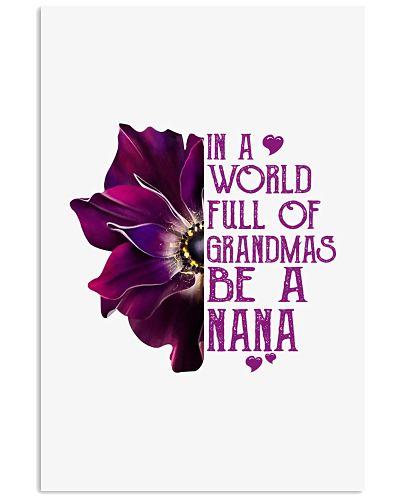Ln grandma be a nana