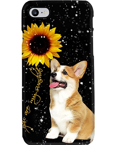 Corgi U r my sunshine phone case