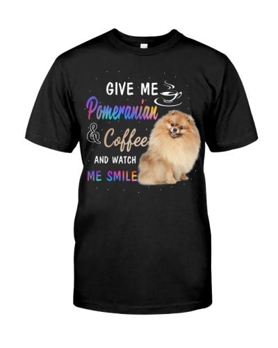 Pomeranian coffee