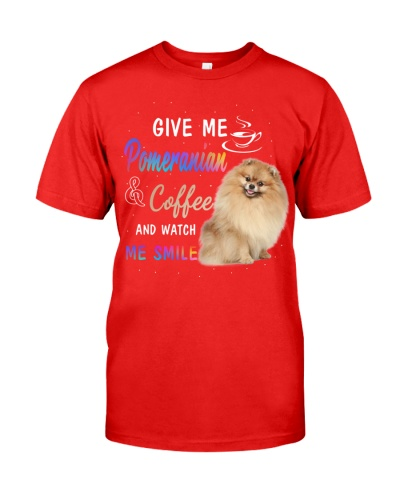 Pomeranian coffee