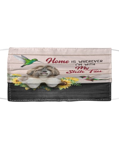 dt 8 shih Tzu home is wherever cloth 17520