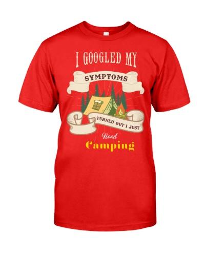 I just need camping