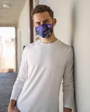 Th 7 Dandelion i am your heeler Cloth face mask aos-face-mask-lifestyle-10