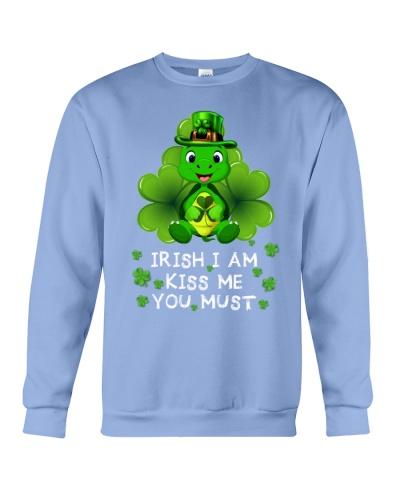 SHN Irish I am kiss me you must Turtle