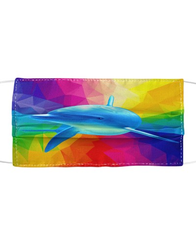 dt 7 dolphin color cloth27420