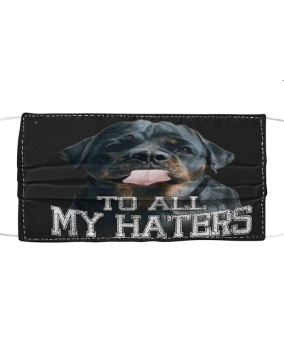 Rottweiler All My Hater