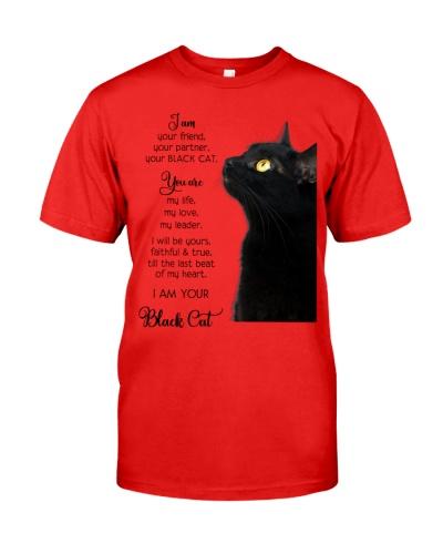 Im Your Friend Your Partner Your Black Cat