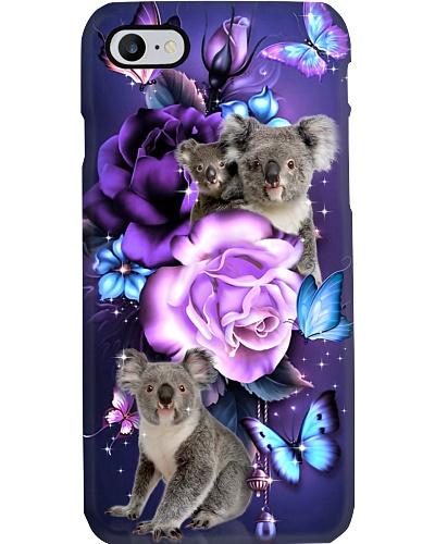 Koala magical phone case