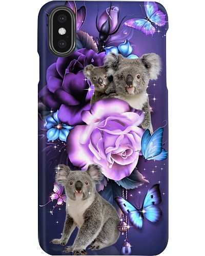 Koala magical phone case