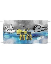 dt 11 diving cloth love 25420 Cloth face mask front