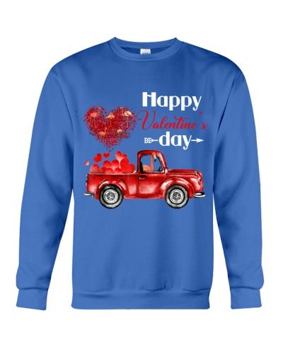 Happy vlt day heart car Flamingo