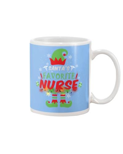 Santas Favorite Nurse