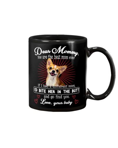 Chihuahua Dear Mommy