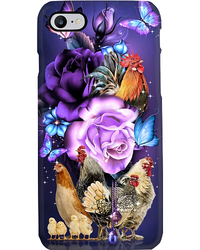 Chicken magical phone case