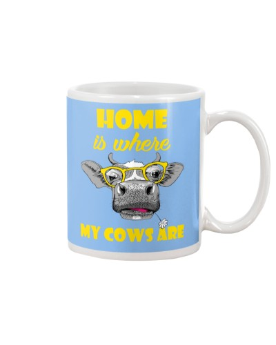 Home Is Where My Cows Are