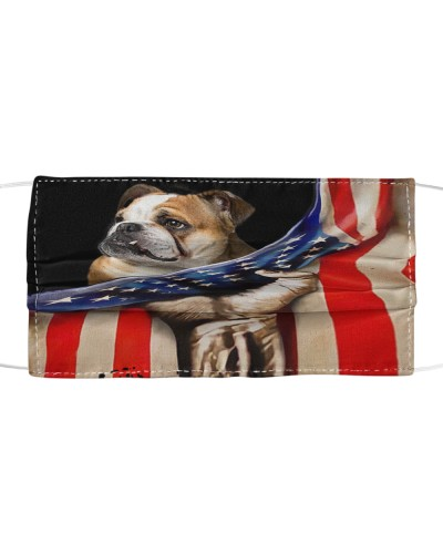 English Bulldog Hello America