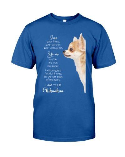 Im Your Friend Your Partner Your Chihuahua