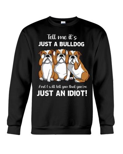 Ln bulldog you are just an idiot