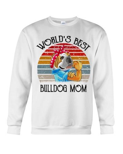 Bulldog worlds best mom