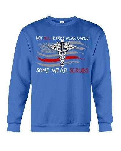 Sn nurse some wear scrubs