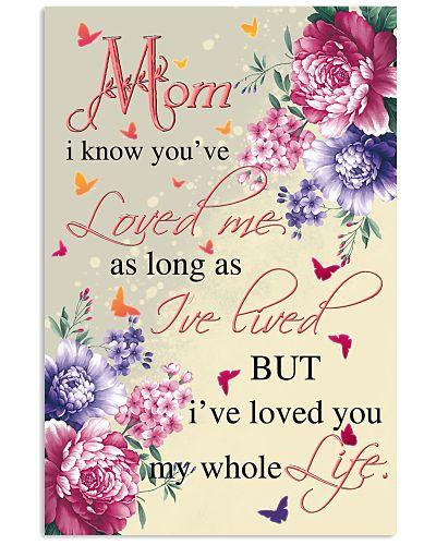 SHN 3 I Love Mom My Whole Life