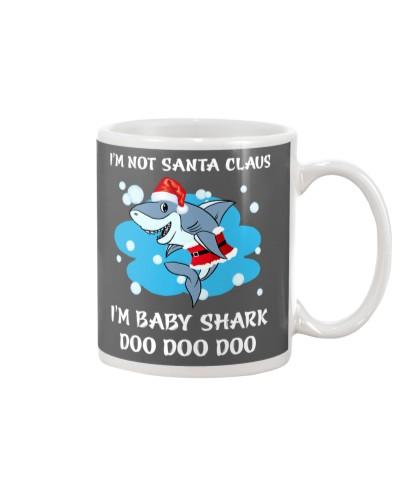I am baby shark