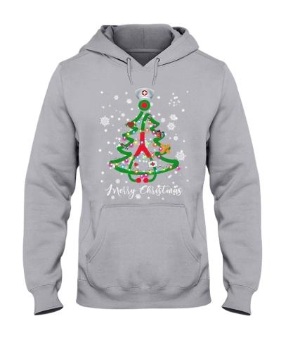 Nurse christmas tree