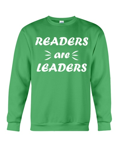 Teacher readers are leaders