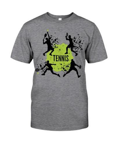 ST 8 tennis special shirt