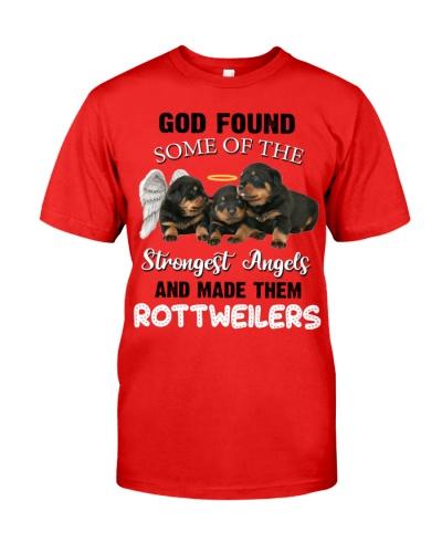 Rottweiler strongest angels