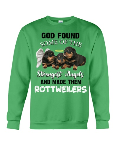 Rottweiler strongest angels
