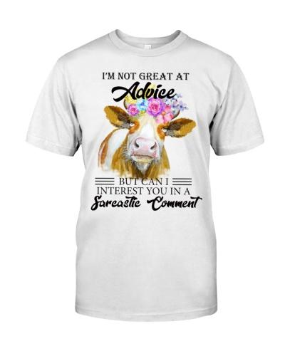 Cow Sarcastic Comment