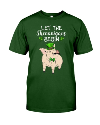 SHN 5 Let the Shenanigans begin Pig