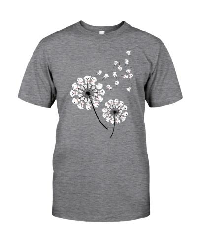 Bichon Frise Flower
