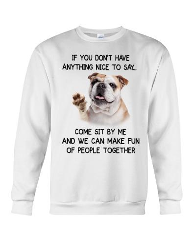 Ln bulldog we can make fun